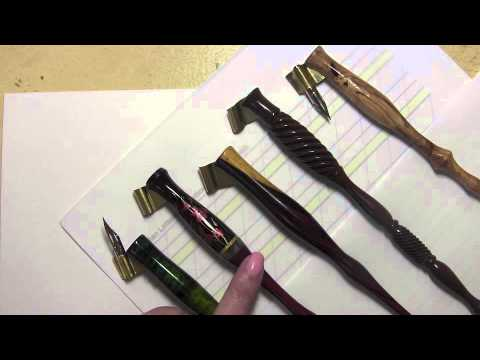 Pointed Pen Basics HD