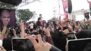 Ahmad dhani nyanyi lagu anak jalanan BREE!!!