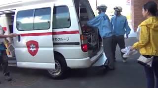 大規模災害訓練!市立小樽病院