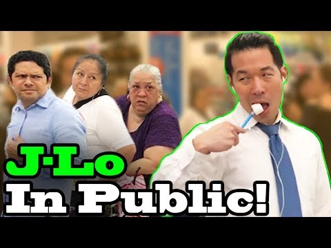 Jennifer Lopez (JLo) - DINERO - feat. Cardi B, DJ Khaled - SINGING IN PUBLIC!!