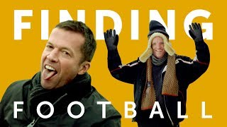 One of Slash Football's most viewed videos: COUNTDOWN TO WORLD CUP 2018 IN MOSCOW | HENNING WEHN & LOTHAR MATTHAUS | FINDING FOOTBALL