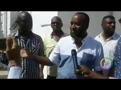 Kenya's 001 vs County 001 boss: Joho - Uhuru row hits Mombasa