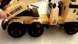Обзор на LEGO Военная машина(, 2017-01-26T13:58:30.000Z)