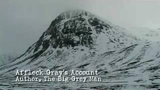 伝説のUMA、ベン・マクドゥーイ山の「ビッグ・グレイマン」は存在するのか?
