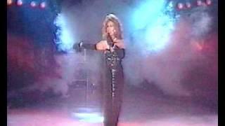 DALIDA - Kalimba De Luna con caduta del microfono