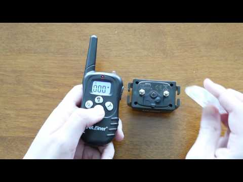 petrainer-pet998dru-electronic-dog-training-collar-introduction