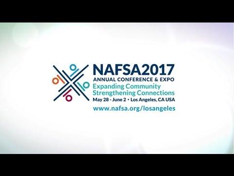 NAFSA 2017 Annual Conference & Expo Invitation
