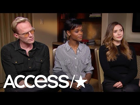 'Avengers: Infinity War's' Letitia Wright On Marvel's Intense Fans & Overcoming Her Battle With Depr