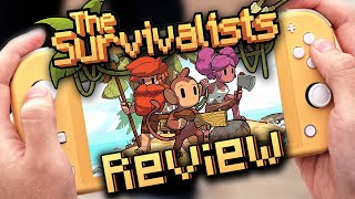 The Survivalists Review | Nintendo Switch, PS4, Xbox, PC (Video Game Video Review)