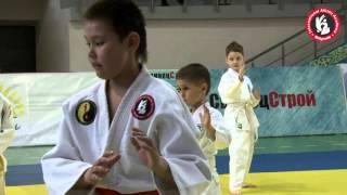 Мастер класс по айкидо Братслав Стайич  9 DAN HANSI 2015 год Усть Каменогорск