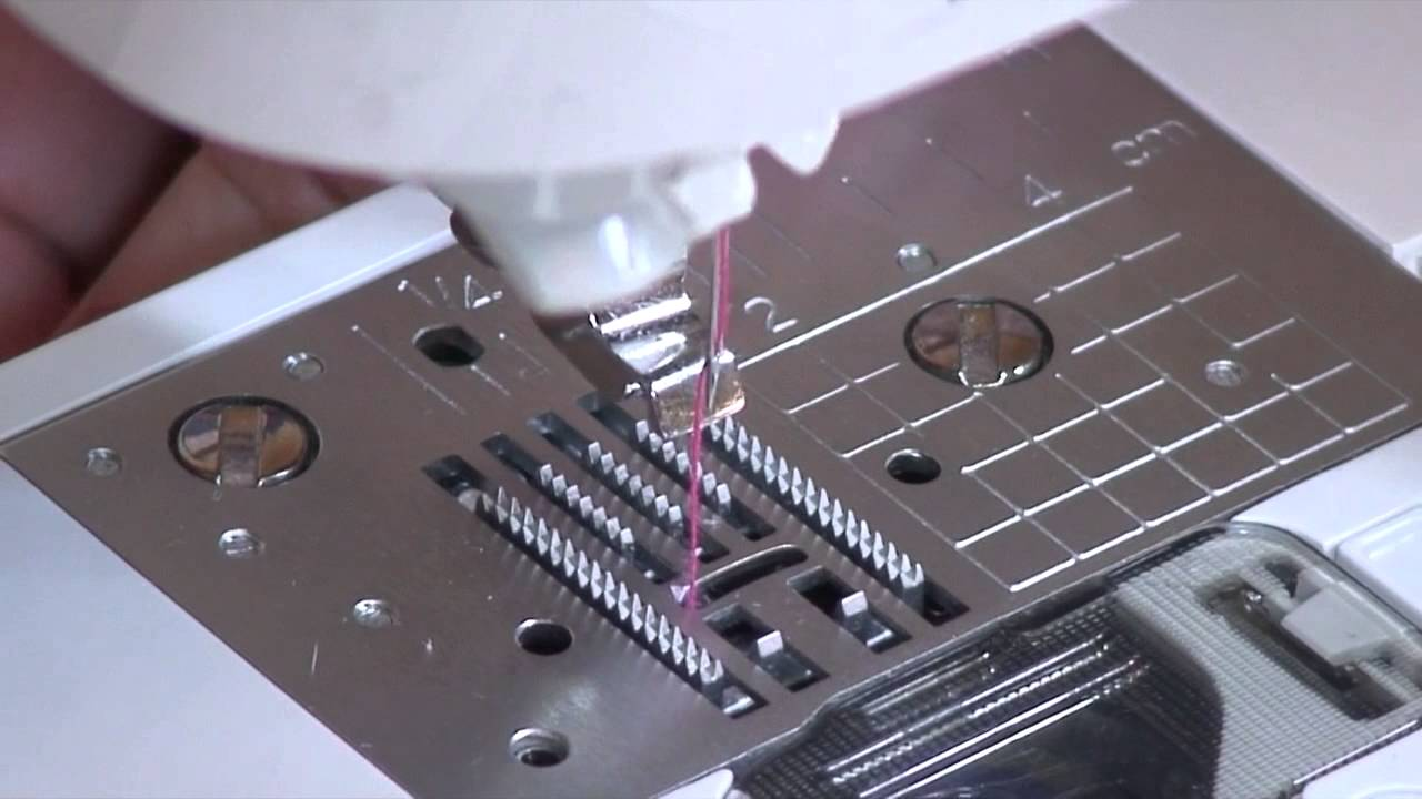 Sewing machine - Wikipedia