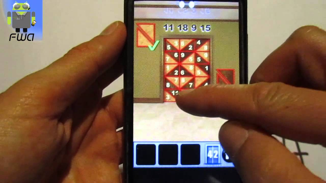 100 Doors Runaway Level 42 Solution Explanation Android Youtube