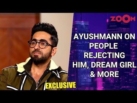 Ayushmann Khurrana on rejecting films, Bollywood struggle story, upcoming film Dream Girl and more