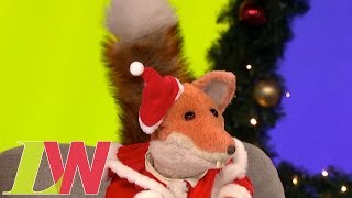 Loose Women Get a Surprise From Basil Brush | Loose Women