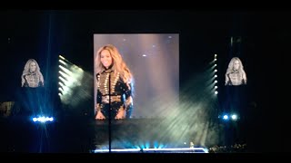 Beyoncé - Daddy Lessons live in Pasadena, CA (Formation World Tour 2016) 5/14/16