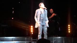 "Lionel Richie ""Truly"" Live in Tampa, FL"