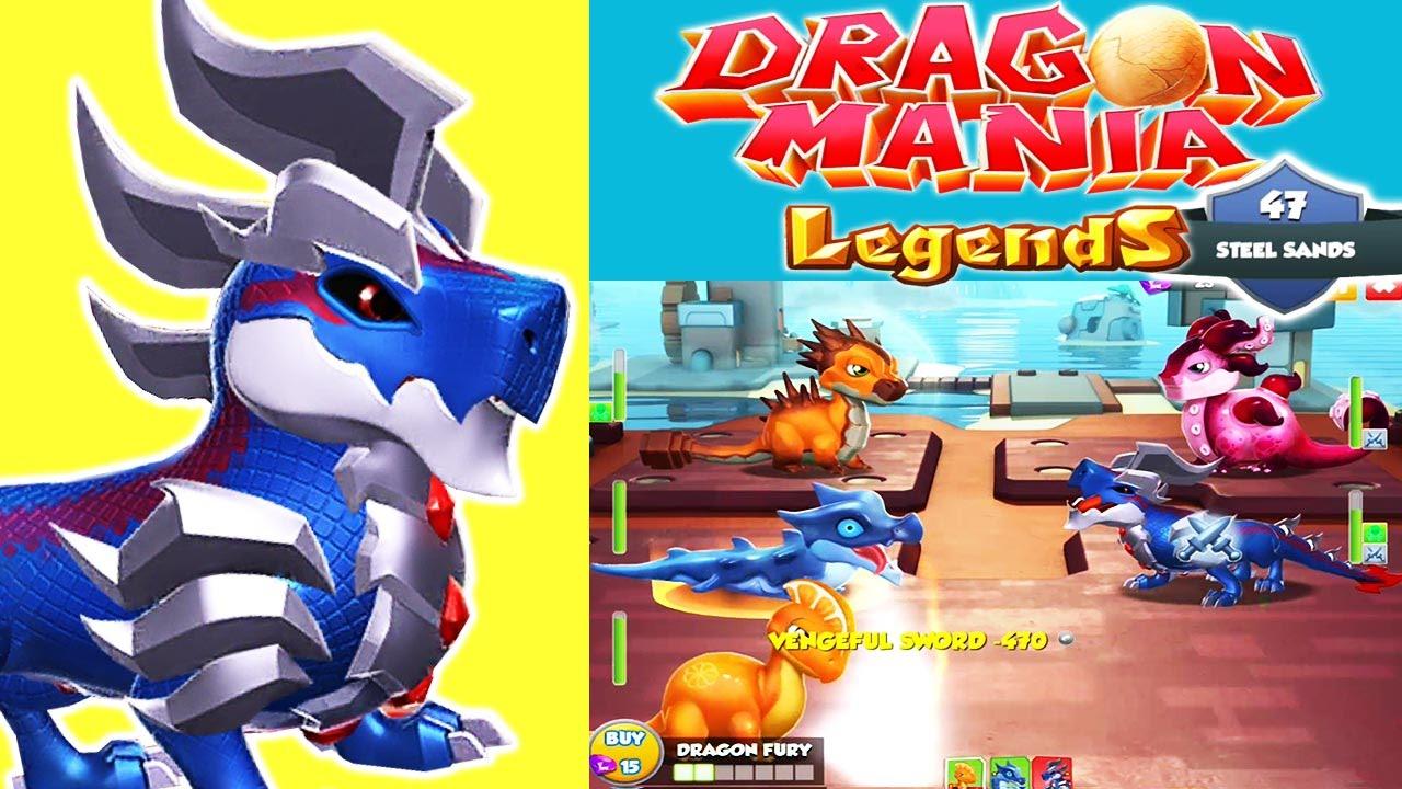 Iphone 7 Live Wallpaper Not Working Dragon Mania Legends Gameloft Defeating Mutant