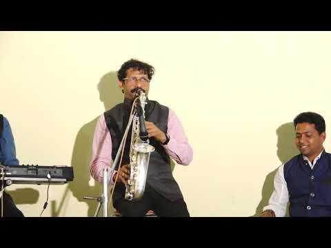 Saxophone  Instrumental By Praksha Karkala.. Hoton Se  Chulo Tum....