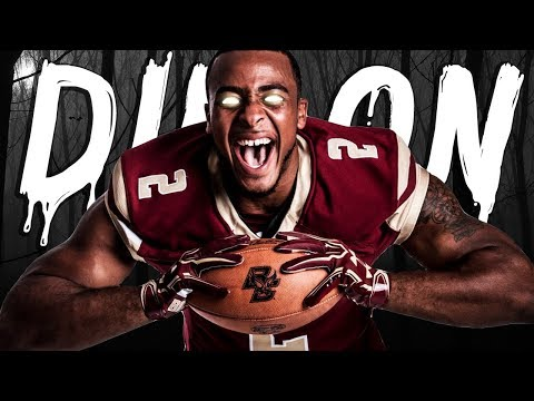 """The Scariest Running Back In College Football"" 