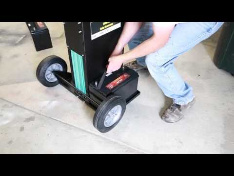 Homegrid 3000 And 5000hd Solar Generator Assembly Youtube