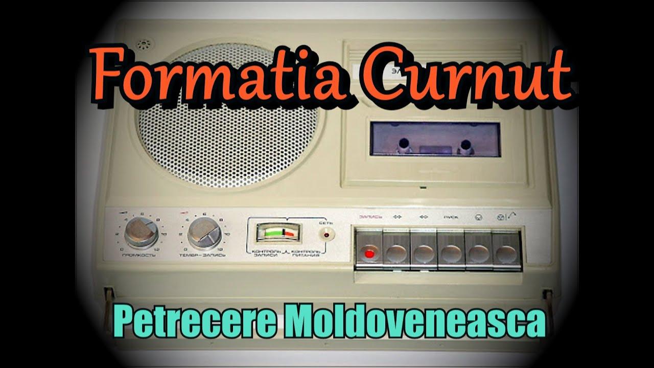 Formatia Curnut (Группа Курнуц) - Petrecere Moldoveneasca