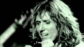 Whitesnake - Here I go again (Subtitulado español)