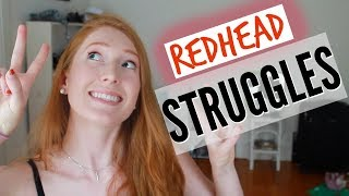 THINGS ALL REDHEADS UNDERSTAND︱southlincolnstudio ♡