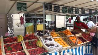 A Quick Visit to the Marché d'Aligre