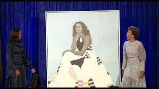 Meet Michelle Obama\'s portraitist Amy Sherald