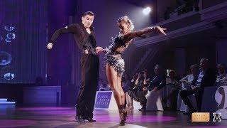 Marius-Andrei Balan - Khrystyna Moshenska | 2019 Welttanz-Gala Baden-Baden | Showdance Chacha