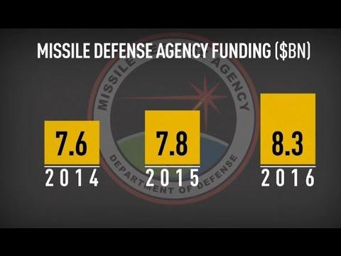 US Missile Defense Agency can't defend homeland - Gov't report
