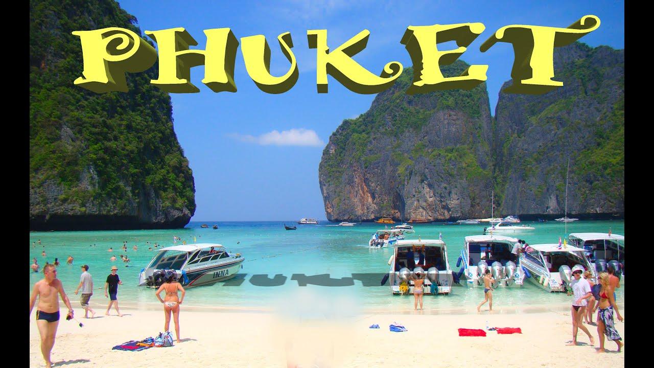PHUKET, PATONG - THAILAND HD - YouTube