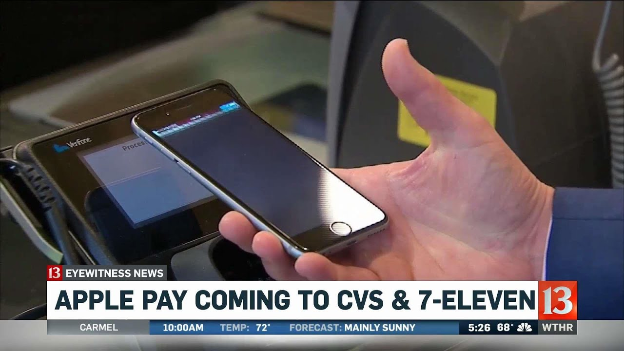 Apple Pay Coming to CVS and 7-Eleven