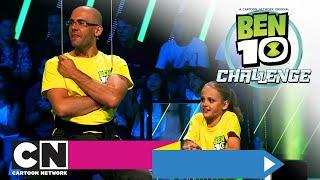 Ben 10 Wyzwanie | Odcinek 5 | Cartoon Network