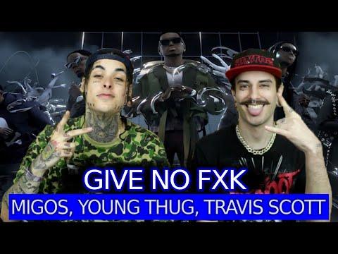 Migos, Young Thug, Travis Scott – Give No Fxk (Official Video) | REACT / ANÁLISE VERSATIL