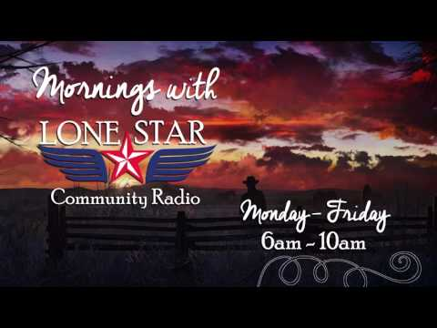 March 15th, 2016 - Mornings with Lone Star - Montgomery's Got Talent - Ashley J