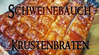 Schweinebauch - Krustebraten vom Gasgrill  |  #grillmeinrezept | Grill & Chill / BBQ & Lifestyle