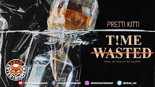Pretti Kitti - Time Wasted [Audio Visualizer]