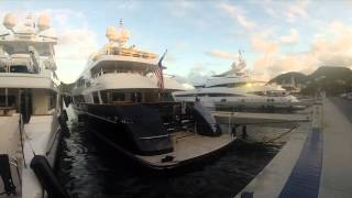 Yacht Life in the Caribbean