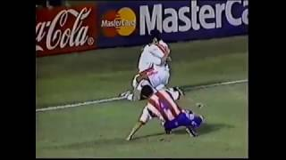 peru en las eliminatorias korea-japon 2002 1ra ronda