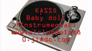 KASSO - Baby doll (Instrumental)