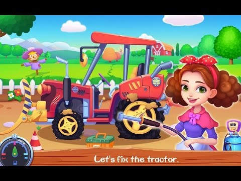 My Sweet Farm Libii Educational Creativity Android Gameplay Video