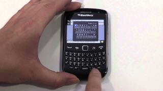 Getting started with your BlackBerry Curve 9360
