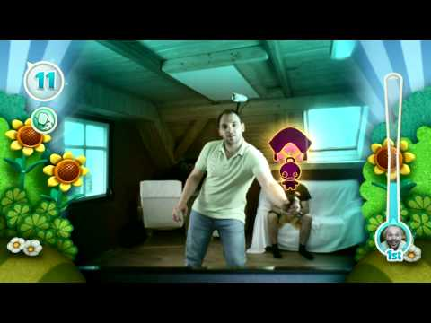 HOPE 01   PS3 MOVE   Start the Party - Epický grupáč!