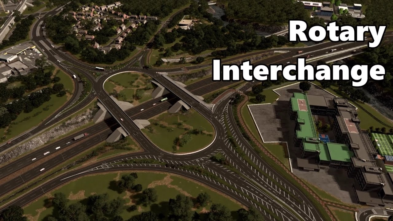 how to raise highways in cities skylines