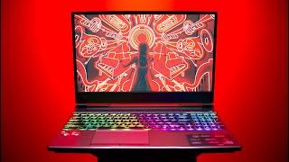 MSI Alpha 15 // $1000 All AMD Gaming Laptop