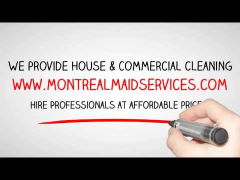 Best house cleaning services in Montreal