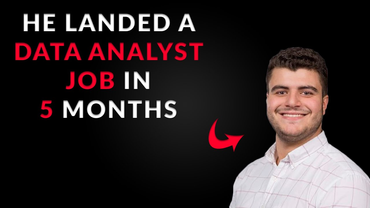 How a Subscriber Landed a Data Analyst Job in Less Than a Year (Ray Ojel) - KNN EP. 09