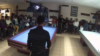 "Tasdemir Tayfun vs Luis ""El iguana"""