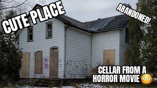 Exploring a Cute Abandoned Homestead
